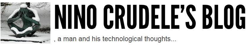 Nino Crudele's Blog