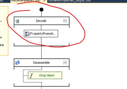 How to write a custom pipeline in biztalk